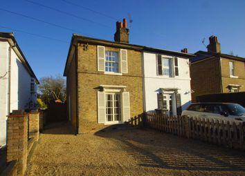 Thumbnail 3 bedroom semi-detached house for sale in Leonard Place, Westerham Road, Keston