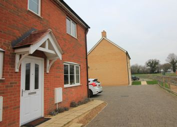 Thumbnail 3 bed semi-detached house to rent in Maurecourt Drive, Brundall, Norwich