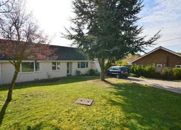 Thumbnail 3 bed detached bungalow to rent in Mill Hill, Aldringham, Leiston
