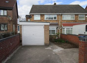 Thumbnail 4 bed semi-detached house for sale in St. Pauls Road, Smethwick
