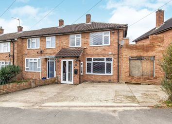 Thumbnail 3 bed semi-detached house for sale in Doddsfield Road, Slough