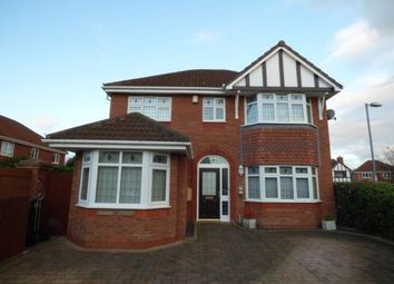 Thumbnail 5 bed detached house for sale in St Mellion Crescent, The Fairways, Wrexham, Wrecsam