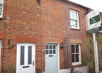 Thumbnail 2 bed terraced house to rent in Cresswell Row, Marlow, Buckinghamshire
