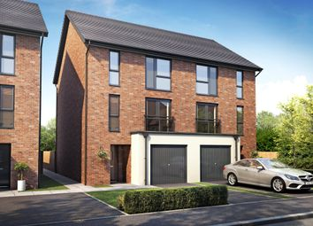 "Thumbnail 4 bedroom end terrace house for sale in ""Winchester"" at Ffordd Y Mileniwm, Barry"