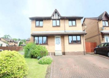 Thumbnail 4 bed detached house for sale in Colston Road, Airdrie, North Lanarkshire