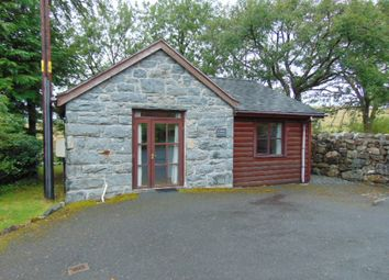 Thumbnail 2 bed mobile/park home for sale in Trawsfynydd Leisure Village, Bronaber