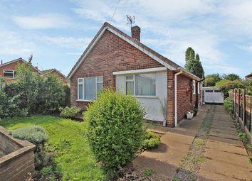Thumbnail 3 bed detached bungalow for sale in Bracken Close, Carlton, Nottingham