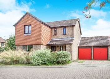 Thumbnail 4 bed detached house for sale in John Amner Close, Ely