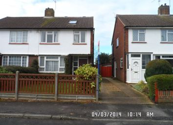 Thumbnail 4 bed property to rent in Erica Close, Burnham, Slough