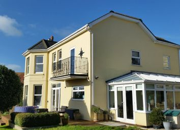 Thumbnail 5 bed detached house for sale in Marldon Road, Paignton