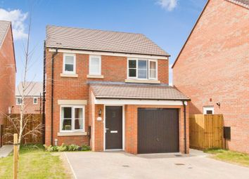 Thumbnail 3 bedroom detached house to rent in Skipper Loke, Narborough, King's Lynn