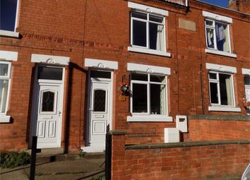 Thumbnail 3 bed terraced house to rent in Coronation Street, Whitwell, Worksop, Nottinghamshire