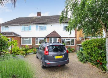 Thumbnail 3 bed semi-detached house for sale in Chalford Close, West Molesey