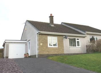 Thumbnail 2 bed semi-detached bungalow for sale in Burton High Close, Whitehaven, Cumbria