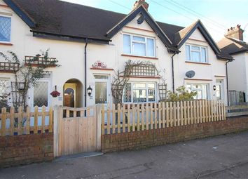 Thumbnail 3 bed terraced house for sale in Ellis Avenue, The Old Town, Stevenage, Herts
