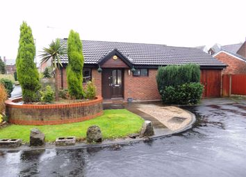 Thumbnail 2 bed detached bungalow for sale in Kelmarsh Close, Openshaw, Manchester