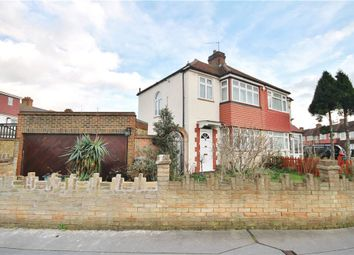 Thumbnail 3 bed semi-detached house for sale in Rochford Way, Croydon