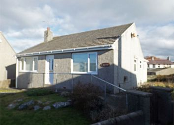 Thumbnail 3 bed detached bungalow for sale in Bryn Erw Road, Holyhead, Anglesey