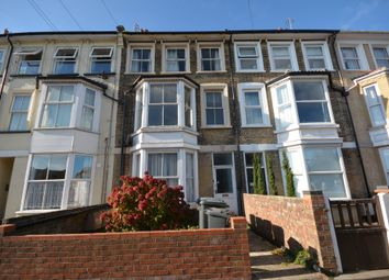 Thumbnail 2 bed flat to rent in Pakefield Road, Lowestoft, Suffolk