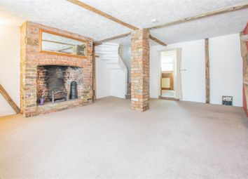 Thumbnail 1 bed terraced house for sale in High Street, Hoddesdon