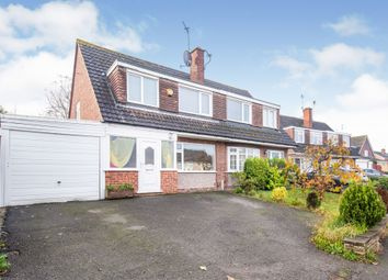 3 bed semi-detached house for sale in Packer Avenue, Leicester Forest East, Leicester LE3