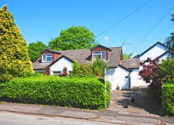 Thumbnail 4 bed detached house for sale in St. Edeyrns Road, Cyncoed, Cardiff