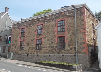 Thumbnail 2 bed flat to rent in South Street, St. Austell