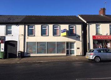 Thumbnail Retail premises for sale in Tredegar Street, Risca, Newport