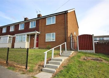 Thumbnail 2 bed flat for sale in Barden Crescent, Brinsworth, Rotherham