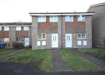 Thumbnail 2 bed semi-detached house for sale in St. Josephs Road, Aldershot, Hampshire