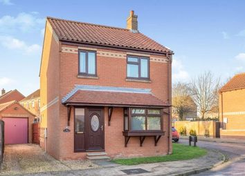 Thumbnail 3 bed detached house for sale in Foulsham, Dereham, Norfolk