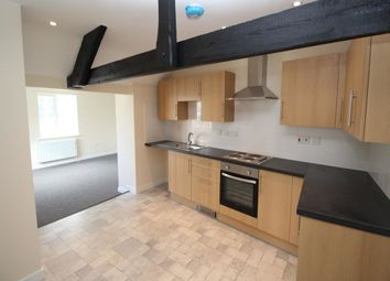Thumbnail 2 bed flat to rent in Bank Street, Newton Abbot