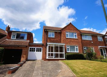 Thumbnail 3 bed semi-detached house for sale in Mulberry Road, Bournville, Birmingham