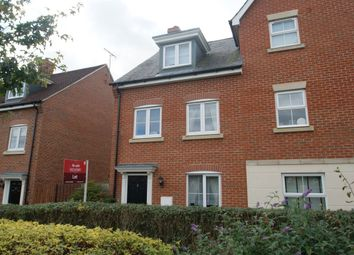Thumbnail 3 bed semi-detached house to rent in Quicksilver Way, Andover