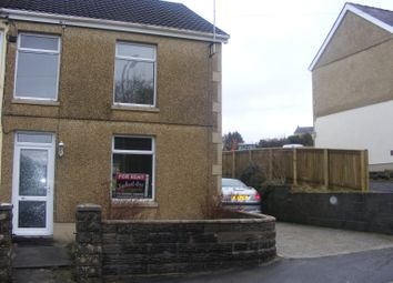 Thumbnail 3 bed semi-detached house to rent in Gate Road, Peny Groes