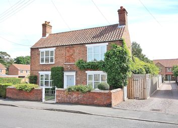 Thumbnail 3 bed detached house for sale in High Street, Swinderby, Lincoln, Lincolnshire