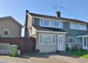 Thumbnail 3 bedroom semi-detached house to rent in Southfield Road, Gretton, Corby