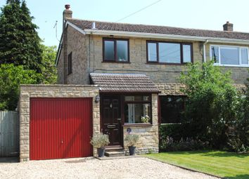 Thumbnail 3 bed semi-detached house for sale in Hinton Waldrist, Faringdon SN7,