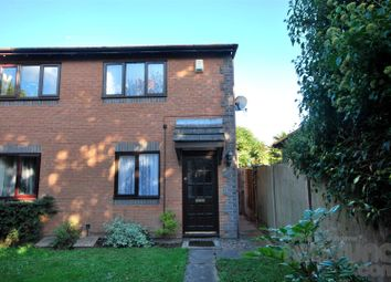 Thumbnail 2 bed end terrace house for sale in Beck Road, Madeley, Crewe