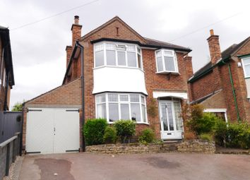 3 Bedrooms Detached house for sale in Canberra Crescent, West Bridgford NG2