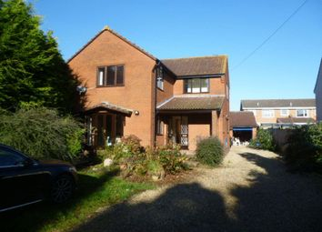Thumbnail 4 bed detached house to rent in Station Road, Feniton, Honiton