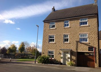 Thumbnail 4 bed detached house for sale in Springfield Court, Roberttown, Liversedge