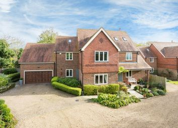 Thumbnail 5 bed country house for sale in Dadbrook, Cuddington, Aylesbury
