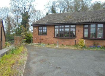 Thumbnail 1 bed bungalow for sale in Woodside Close, Ketley, Telford