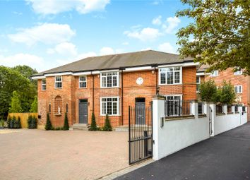 Thumbnail 4 bed terraced house for sale in Drummond House, Chobham Road, Sunningdale, Berkshire