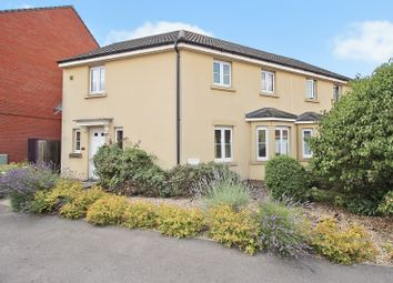 Thumbnail 3 bed semi-detached house for sale in Primmers Place, Westbury