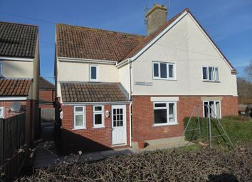 Thumbnail 3 bed semi-detached house for sale in Garden City, Huish Episcopi, Langport