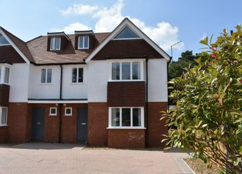 Thumbnail 4 bed semi-detached house to rent in New Road, Ascot