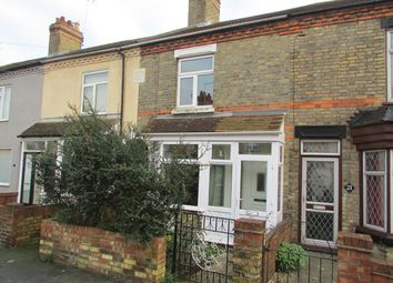 Thumbnail 3 bedroom terraced house for sale in Duke Street, Peterborough