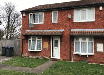 Thumbnail 3 bed end terrace house to rent in Foster Gardens, Hockley, Birmingham